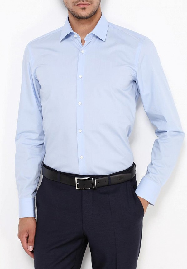 Рубашка с длинным рукавом Boss 50229376: изображение 8