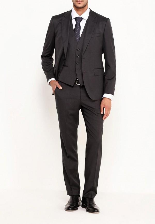 Мужские классические брюки Boss 50318825: изображение 2