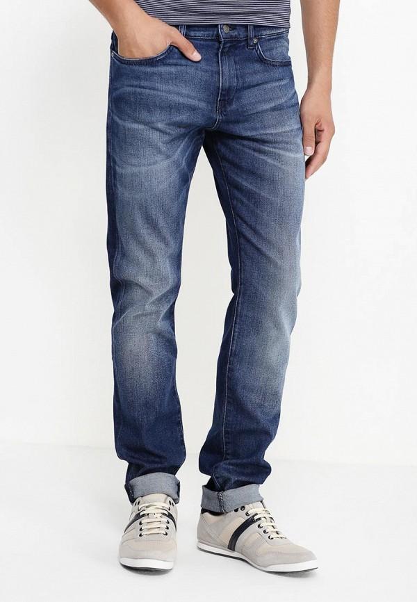 Зауженные джинсы Boss 50322258: изображение 3