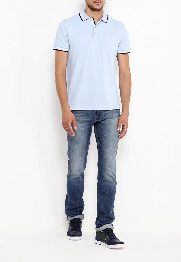 Зауженные джинсы Boss 50322260: изображение 2