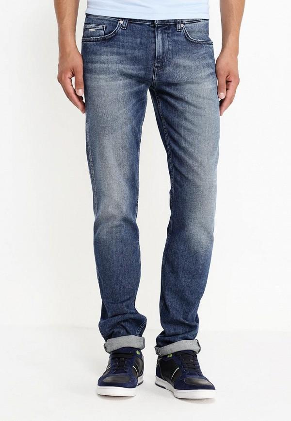 Зауженные джинсы Boss 50322260: изображение 3