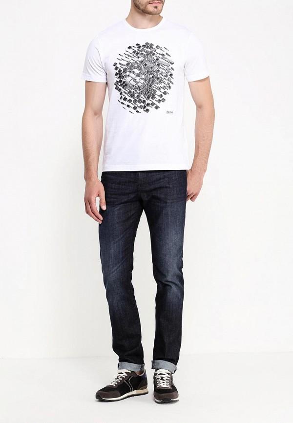 Мужские прямые джинсы Boss 50322714: изображение 2