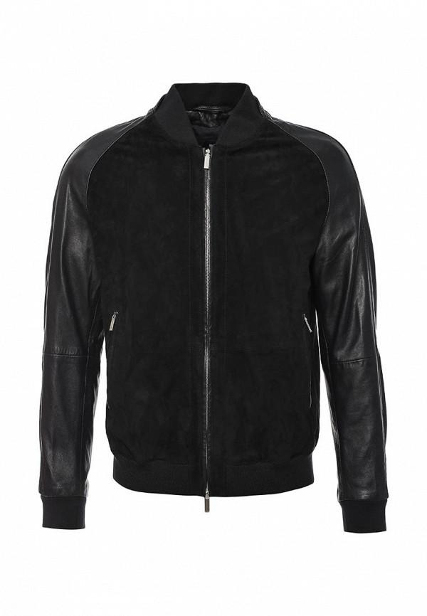 Кожаная куртка Boss 50321569: изображение 1