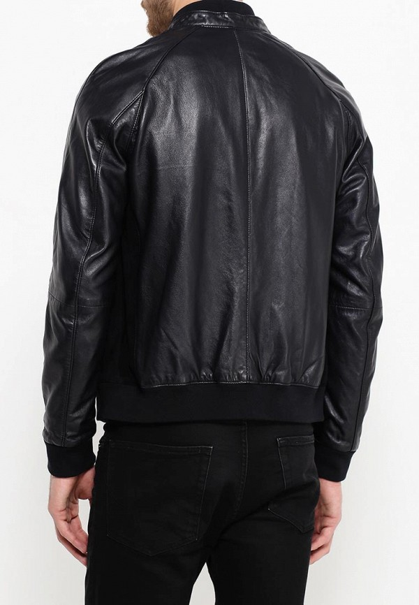 Кожаная куртка Boss 50321569: изображение 4