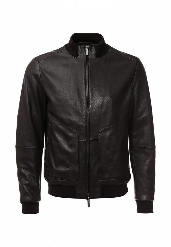 Кожаная куртка Boss 50321382: изображение 1