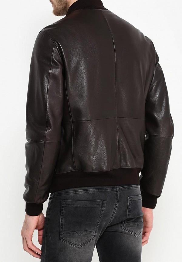 Кожаная куртка Boss 50321382: изображение 4