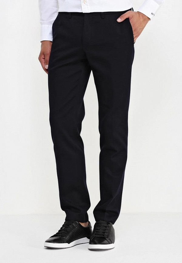 Мужские классические брюки Boss 50323421: изображение 5