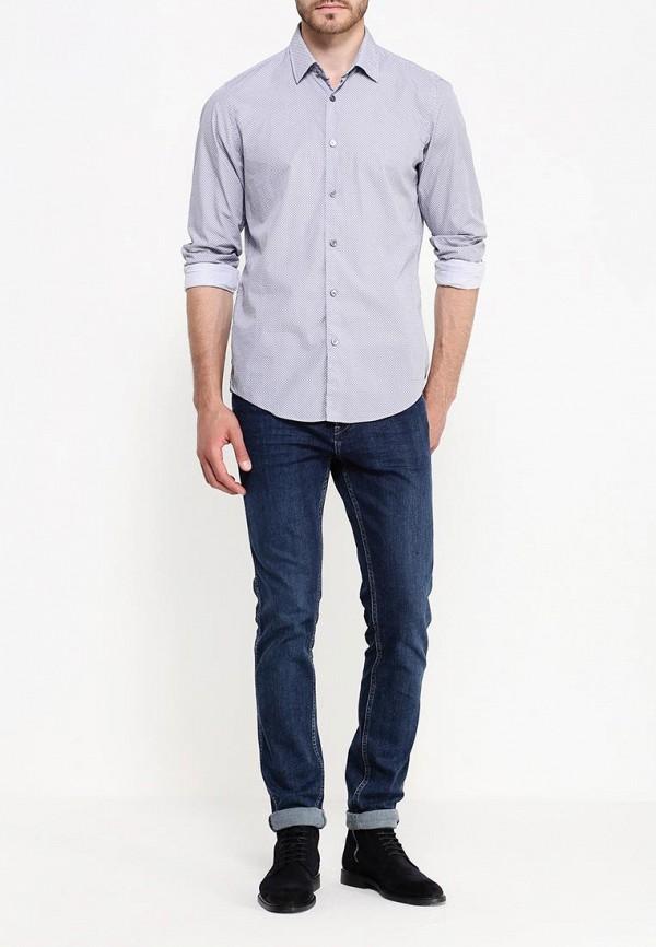 Рубашка с длинным рукавом Boss 50319970: изображение 2