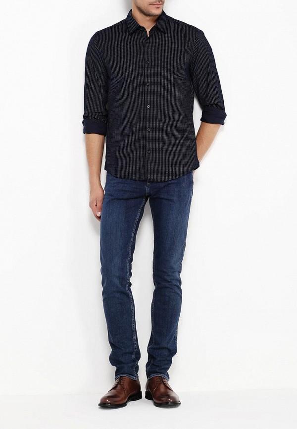 Рубашка с длинным рукавом Boss 50319995: изображение 4