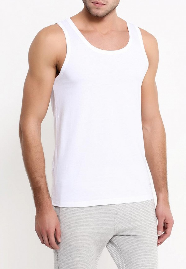 Домашняя футболка Boss 50325387: изображение 3