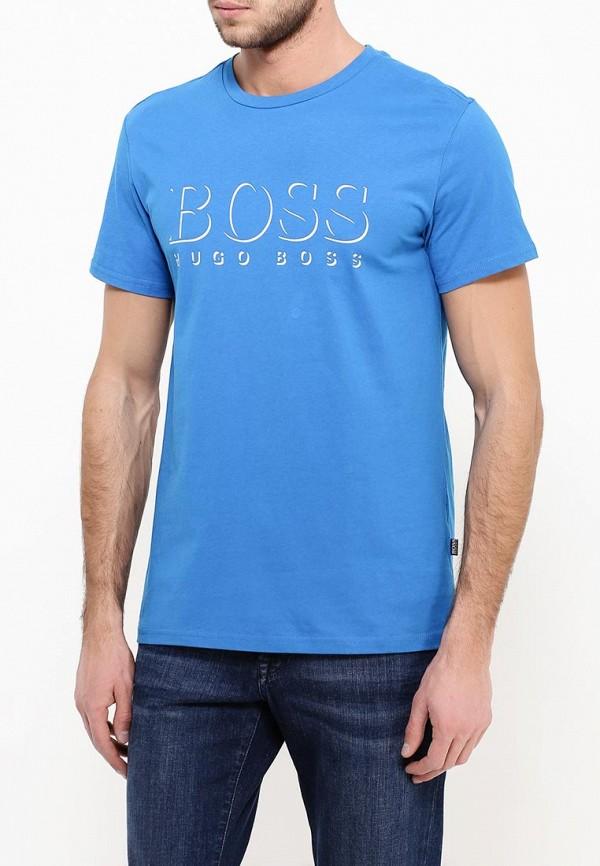 Футболка Boss 50320719: изображение 7