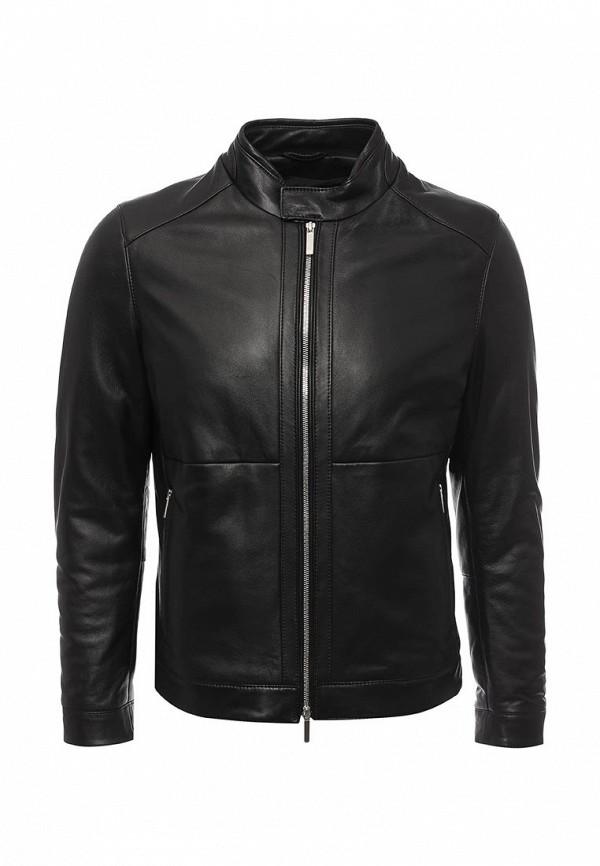 Кожаная куртка Boss 50326387