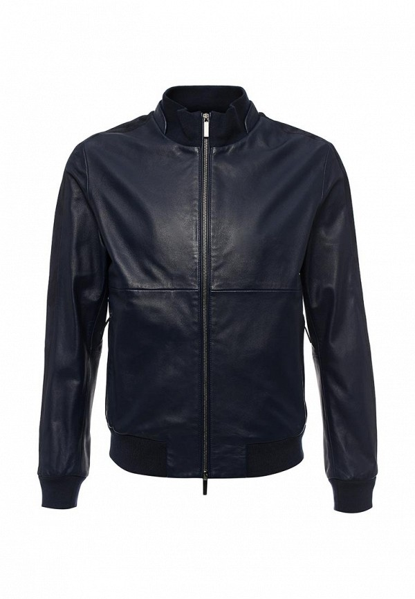 Кожаная куртка Boss 50333523