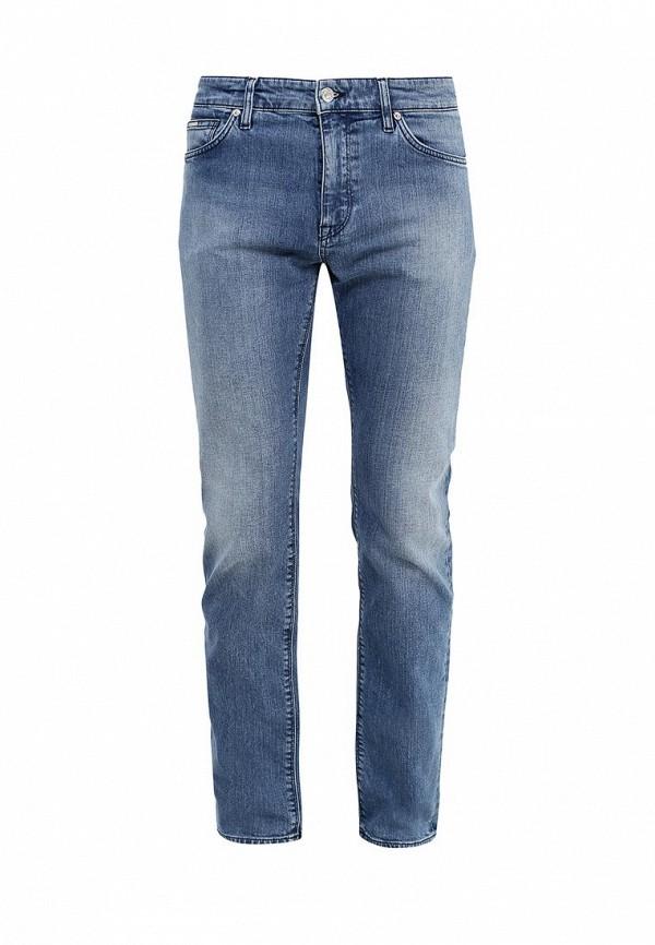 Зауженные джинсы Boss 50329250