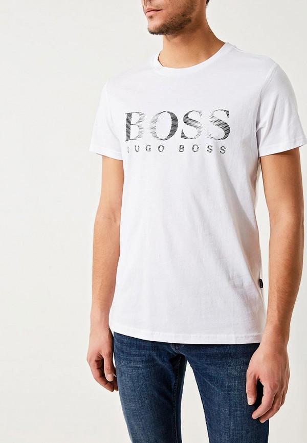 Футболка Boss Hugo Boss Boss Hugo Boss BO246EMSSB48 hugo boss boss orange sunset