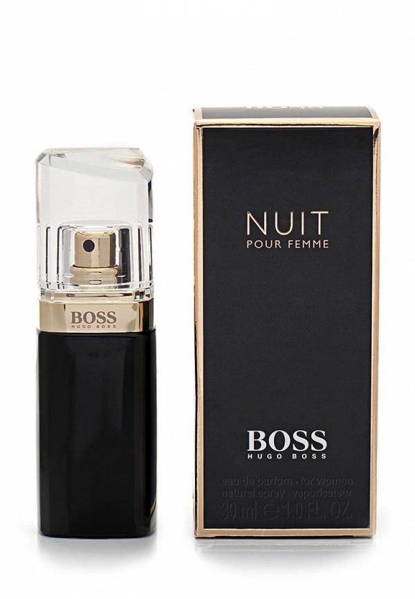 Здесь можно купить Nuit 30 мл  Парфюмерная вода Hugo Boss Для женщин
