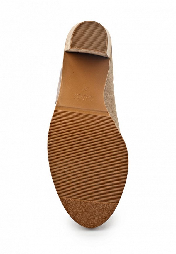 Сапоги на каблуке Boss Orange 50262204: изображение 4