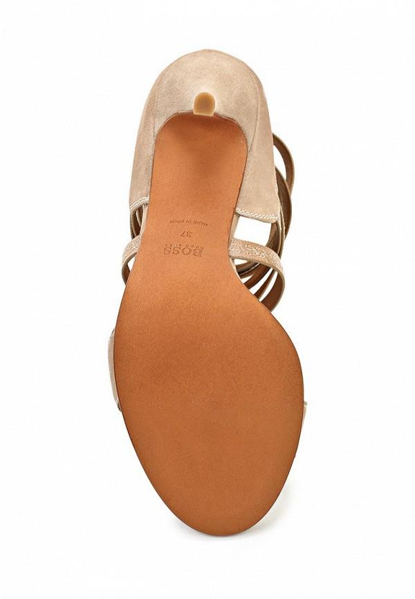 Босоножки на каблуке Boss Orange 50262340: изображение 4