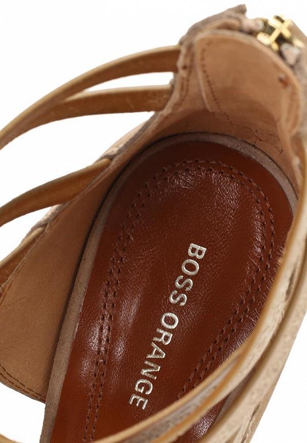 Босоножки на каблуке Boss Orange 50262340: изображение 14