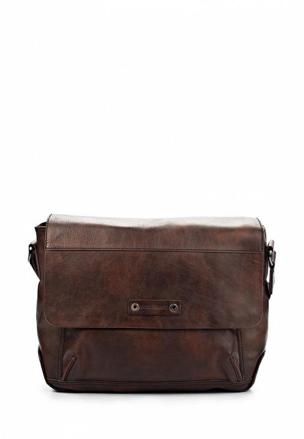 Кожаная сумка Boss Orange 50274020: изображение 1