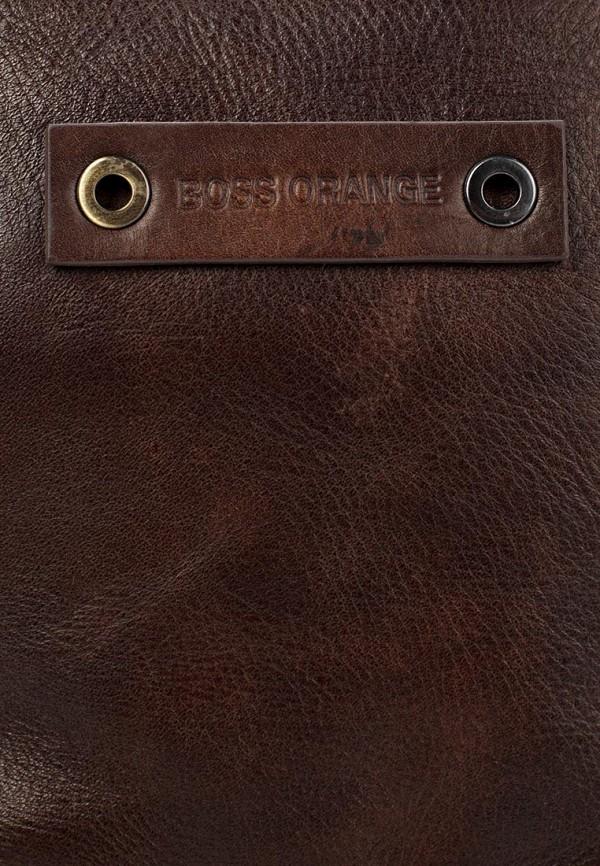 Кожаная сумка Boss Orange 50274031: изображение 3