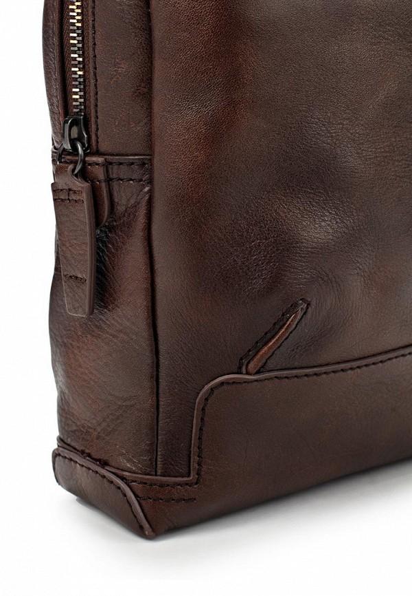 Кожаная сумка Boss Orange 50274031: изображение 5
