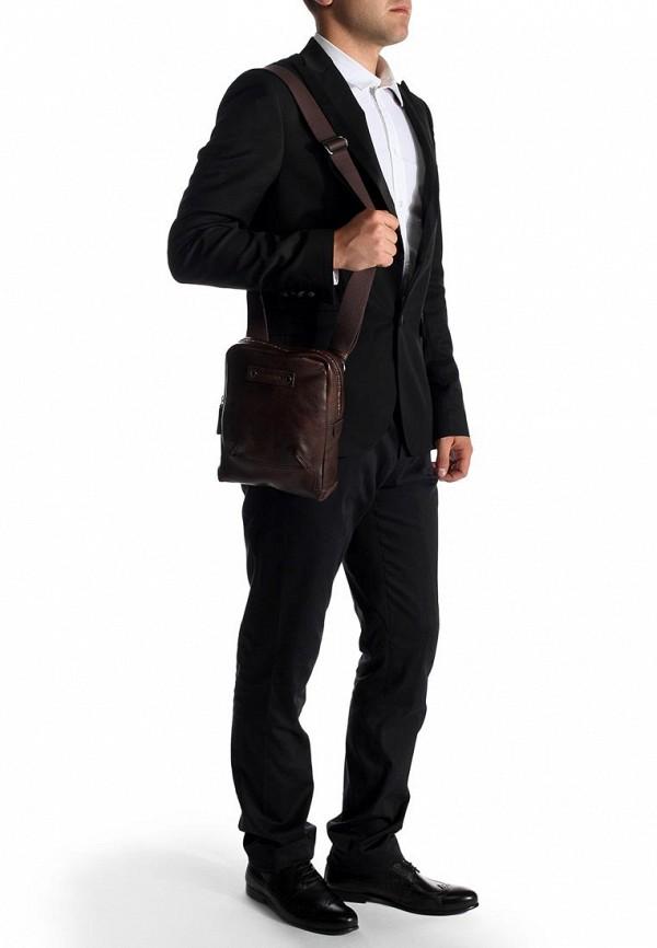 Кожаная сумка Boss Orange 50274031: изображение 9