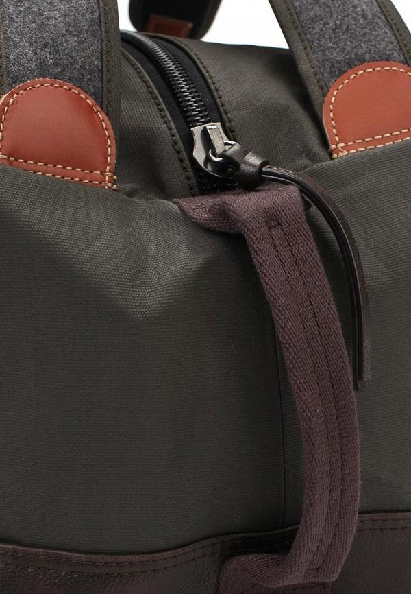 фото Сумка мужская кожаная дорожная Boss Orange BO456BMBYO59 - картинка [4]
