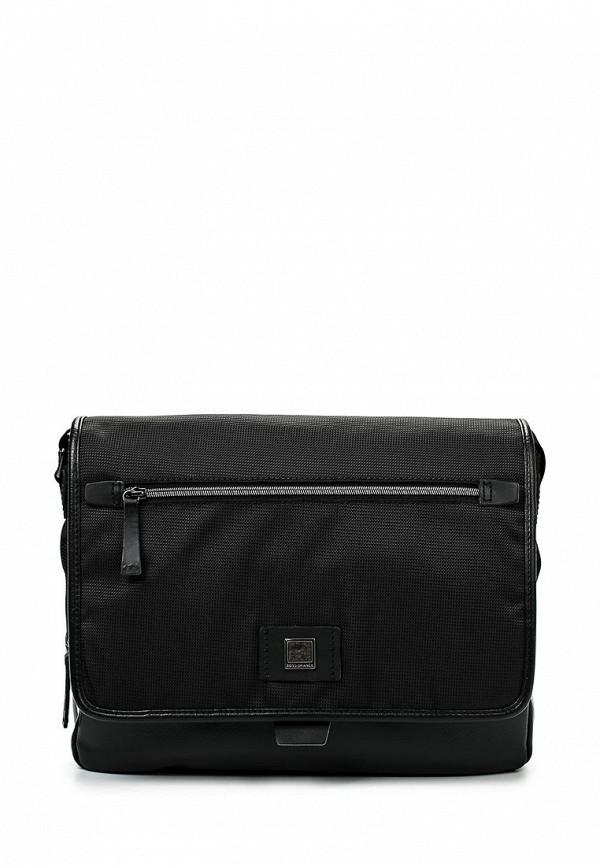 Кожаная сумка Boss Orange 50298970: изображение 1