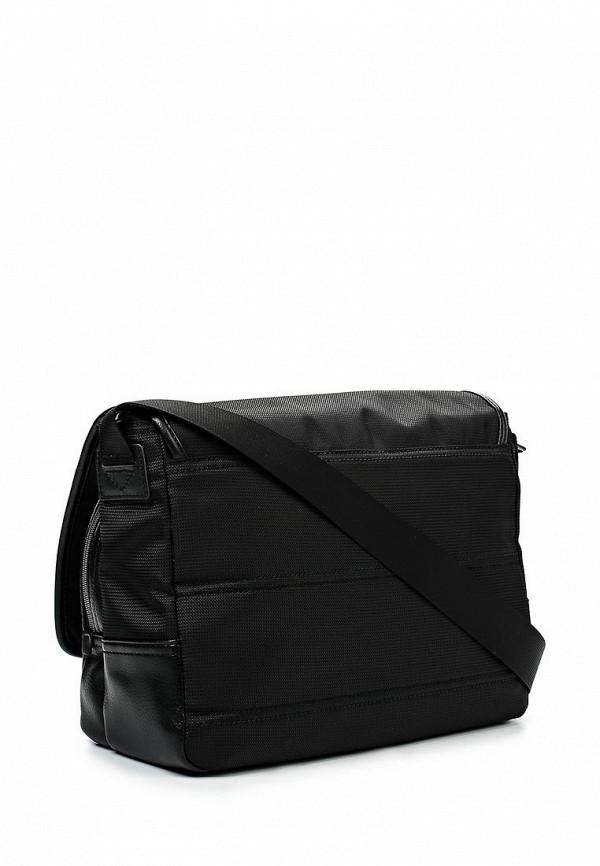 Кожаная сумка Boss Orange 50298970: изображение 2