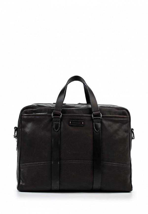 Кожаная сумка Boss Orange 50311709: изображение 1