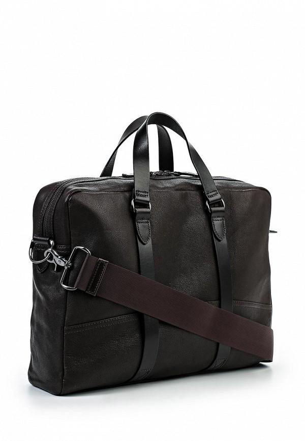 Кожаная сумка Boss Orange 50311709: изображение 2