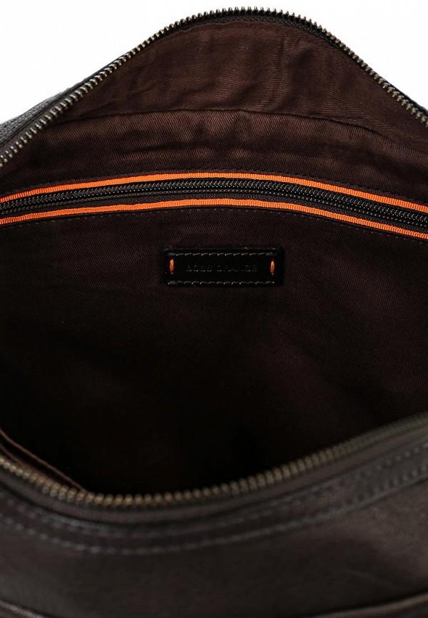 Кожаная сумка Boss Orange 50311709: изображение 3
