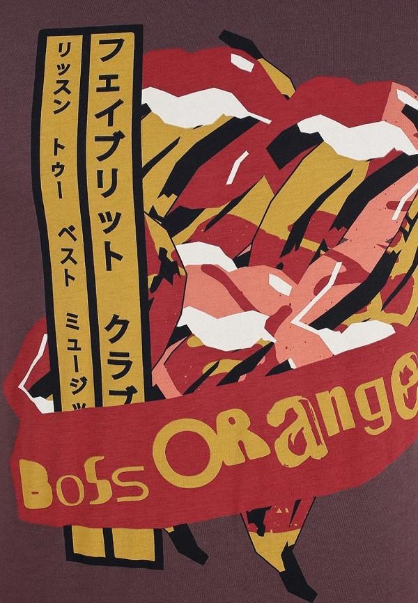 Футболка с коротким рукавом Boss Orange 50259584: изображение 12