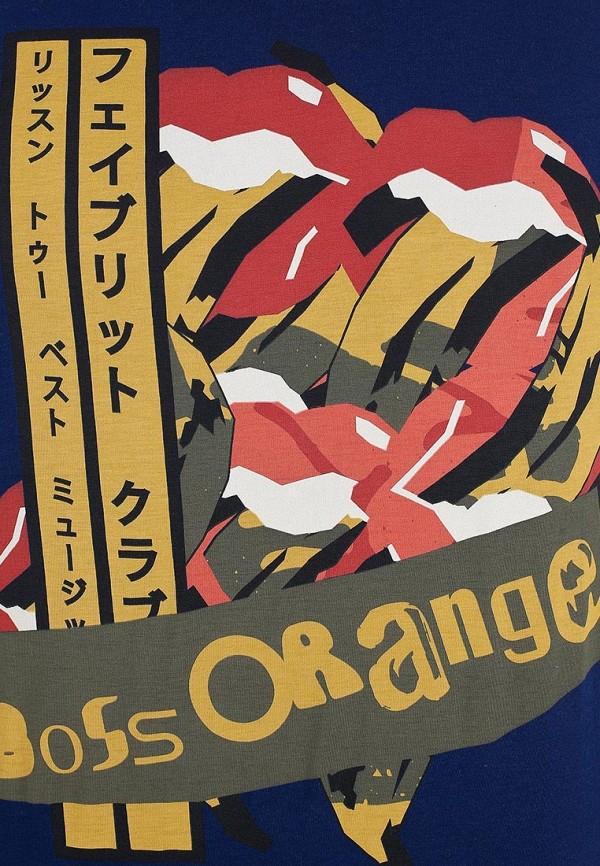 Футболка Boss Orange 50259584: изображение 11