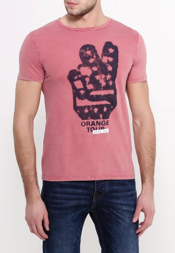 Футболка с надписями Boss Orange 50259597: изображение 3