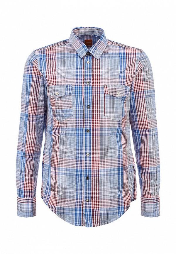 Рубашка с длинным рукавом Boss Orange 50259271: изображение 1