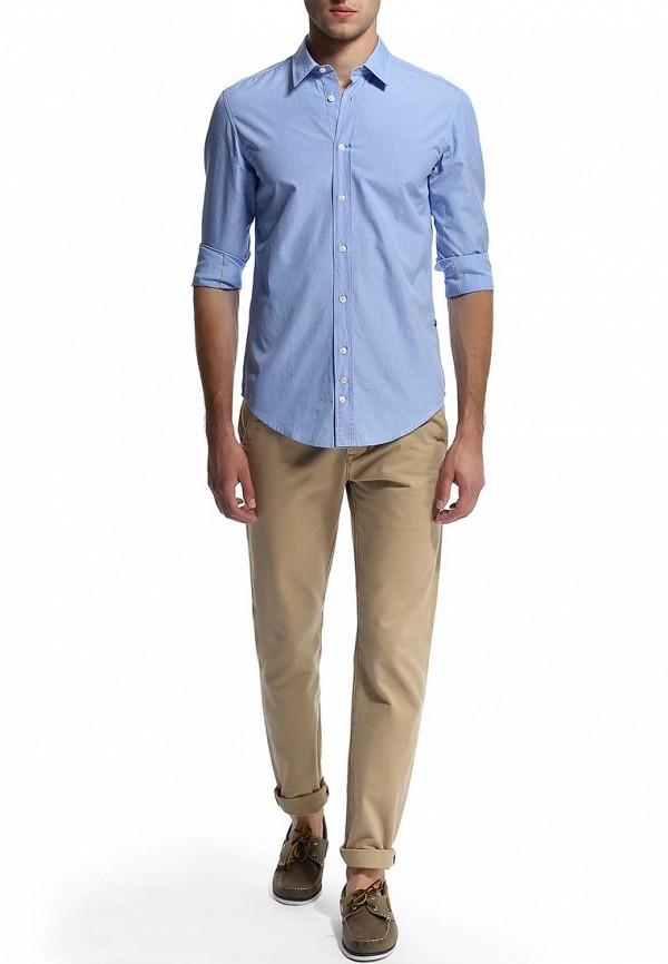 Рубашка с длинным рукавом Boss Orange 50258967: изображение 10