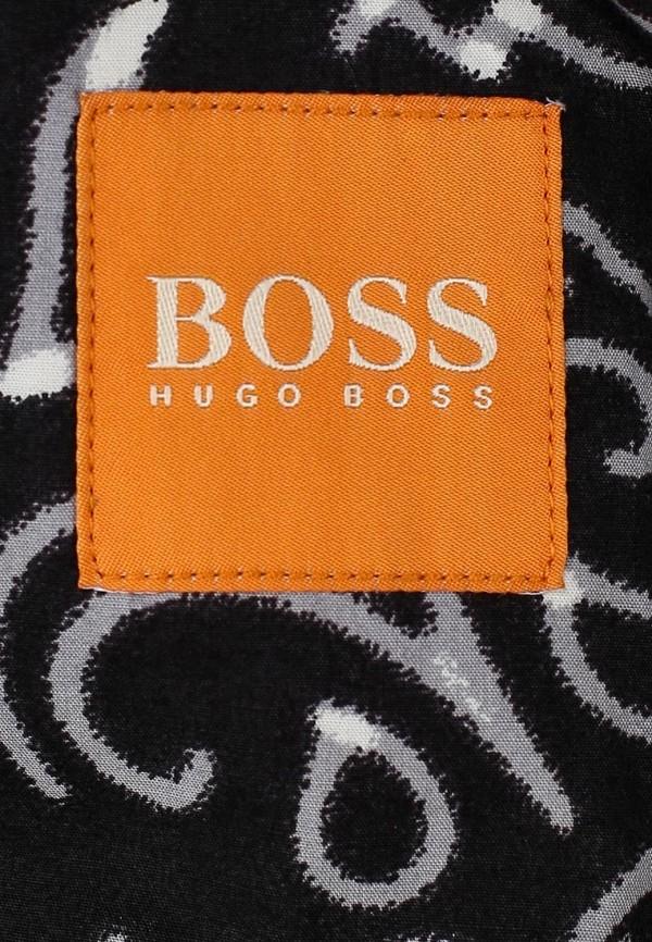 Кожаная куртка Boss Orange 50259744: изображение 5