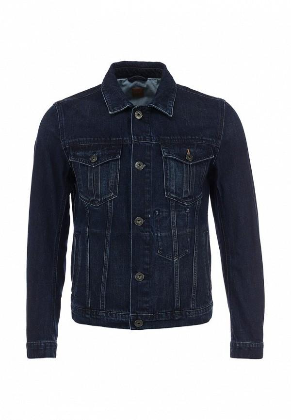Джинсовая куртка Boss Orange 50260977: изображение 1