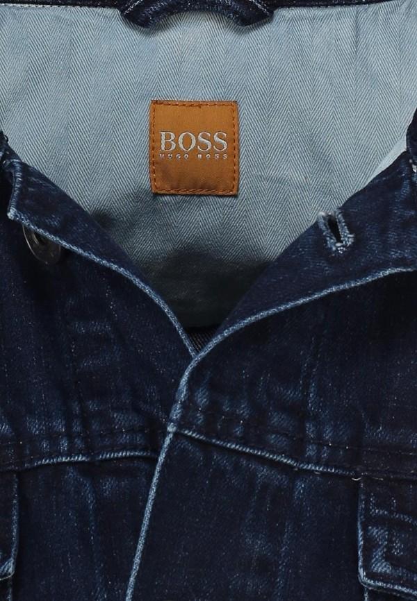 Джинсовая куртка Boss Orange 50260977: изображение 5