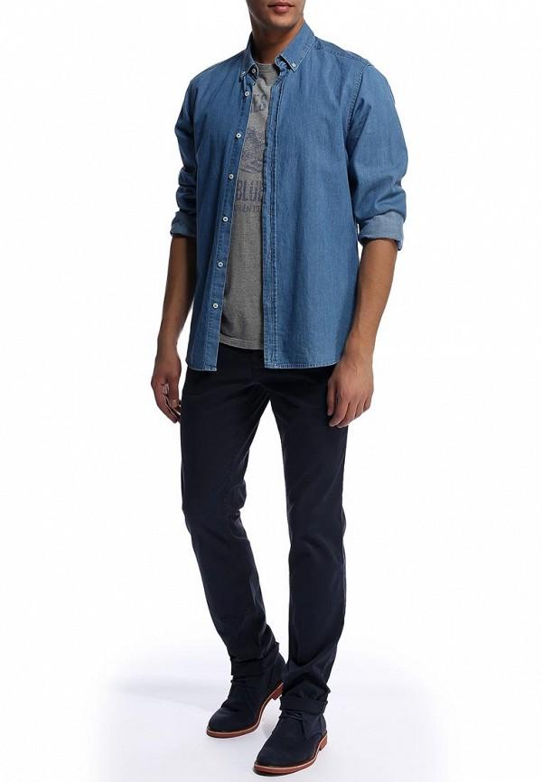 Мужские повседневные брюки Boss Orange 50248964: изображение 4