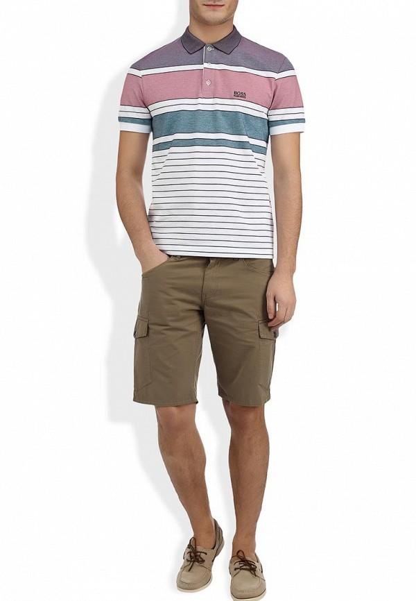 Мужские повседневные шорты Boss Orange 50258927: изображение 4