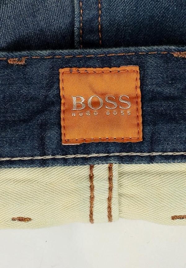 Мужские джинсовые шорты Boss Orange 50260777: изображение 3