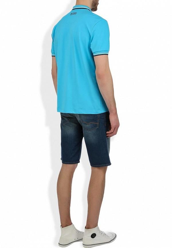Мужские джинсовые шорты Boss Orange 50260777: изображение 7