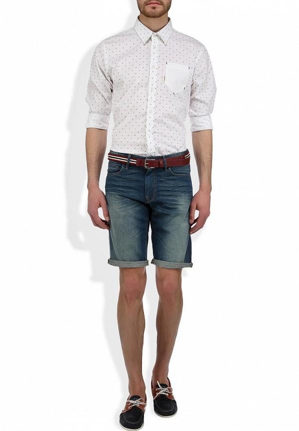 Мужские джинсовые шорты Boss Orange 50260777: изображение 9