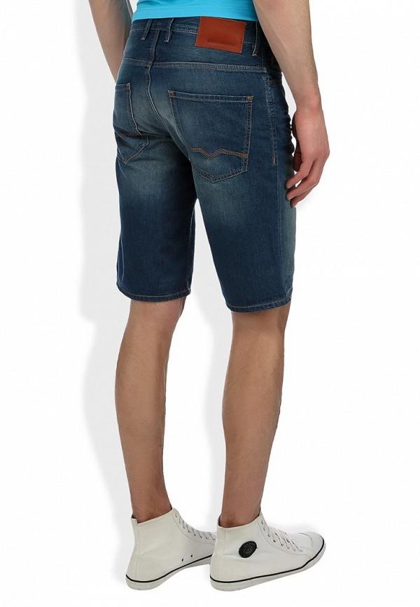 Мужские джинсовые шорты Boss Orange 50260777: изображение 11
