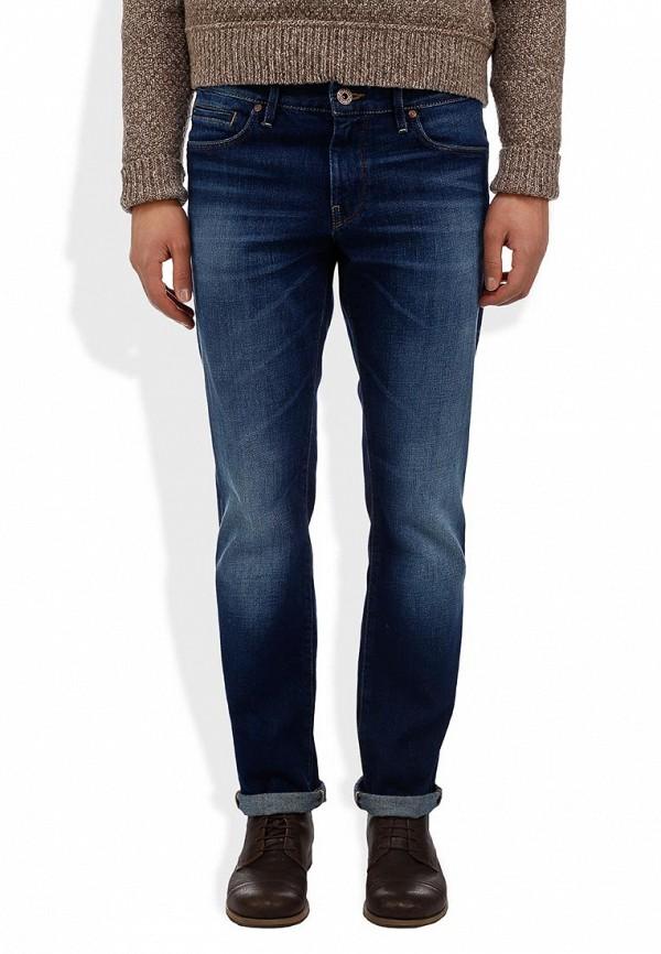 Мужские прямые джинсы Boss Orange 50260806: изображение 1