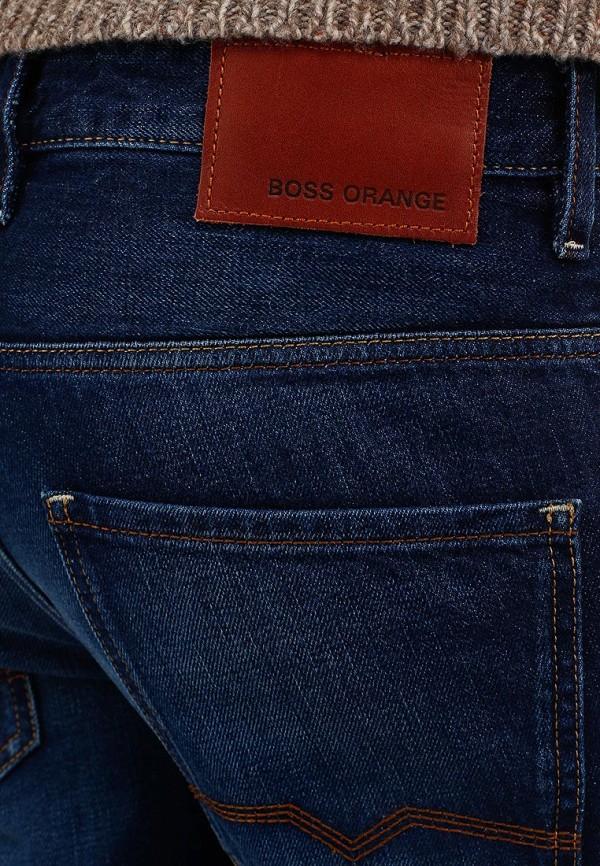 Мужские прямые джинсы Boss Orange 50260806: изображение 5