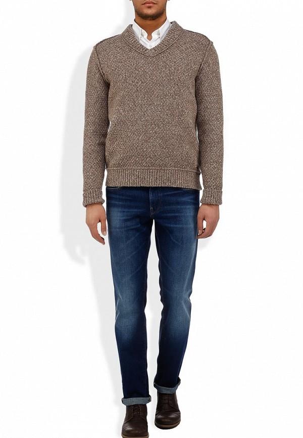 Мужские прямые джинсы Boss Orange 50260806: изображение 7